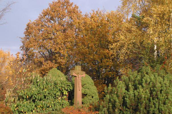 Ehrenmal auf dem Stadtfriedhof