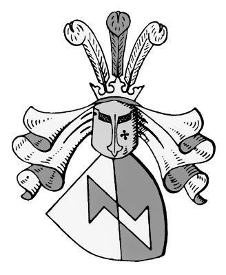 Das Wappen der Gagernfamilie