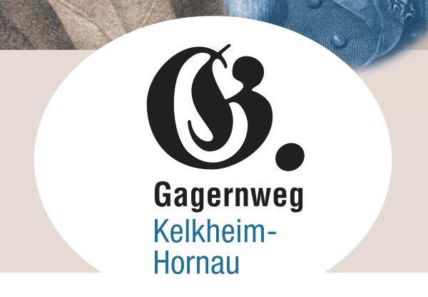 Logo des Gagernwegs in Kelkheim-Hornau