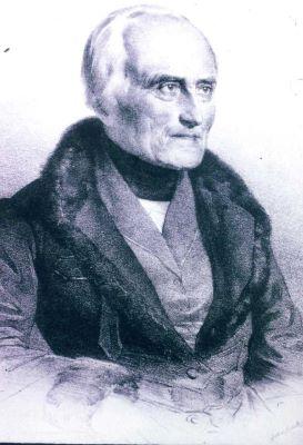 Portrait von Hans Christoph von Gagern