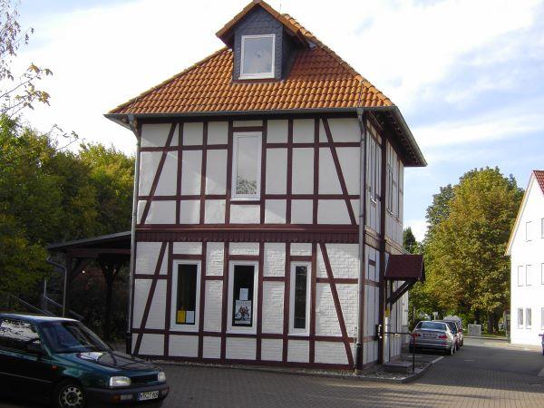 Der Kulturbahnhof in Münster