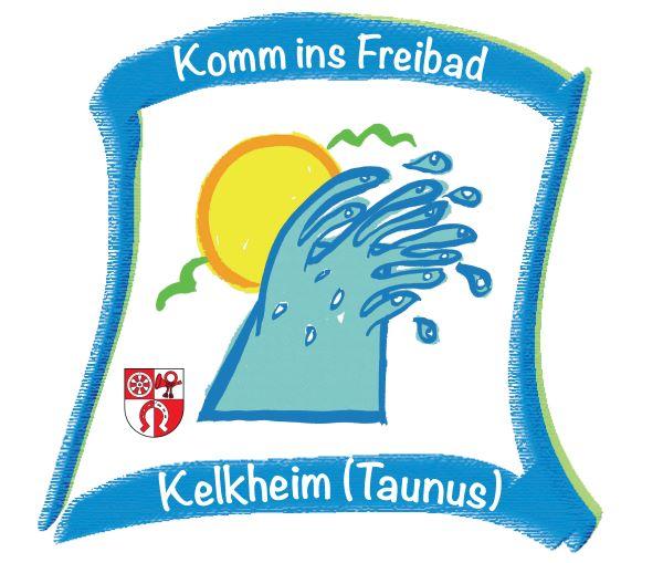 Logo des Freibeads Kelkheim