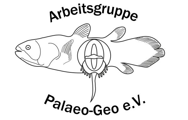 Logo der Arbeitsgruppe Palaeo Geo, Paläontologisches Museum