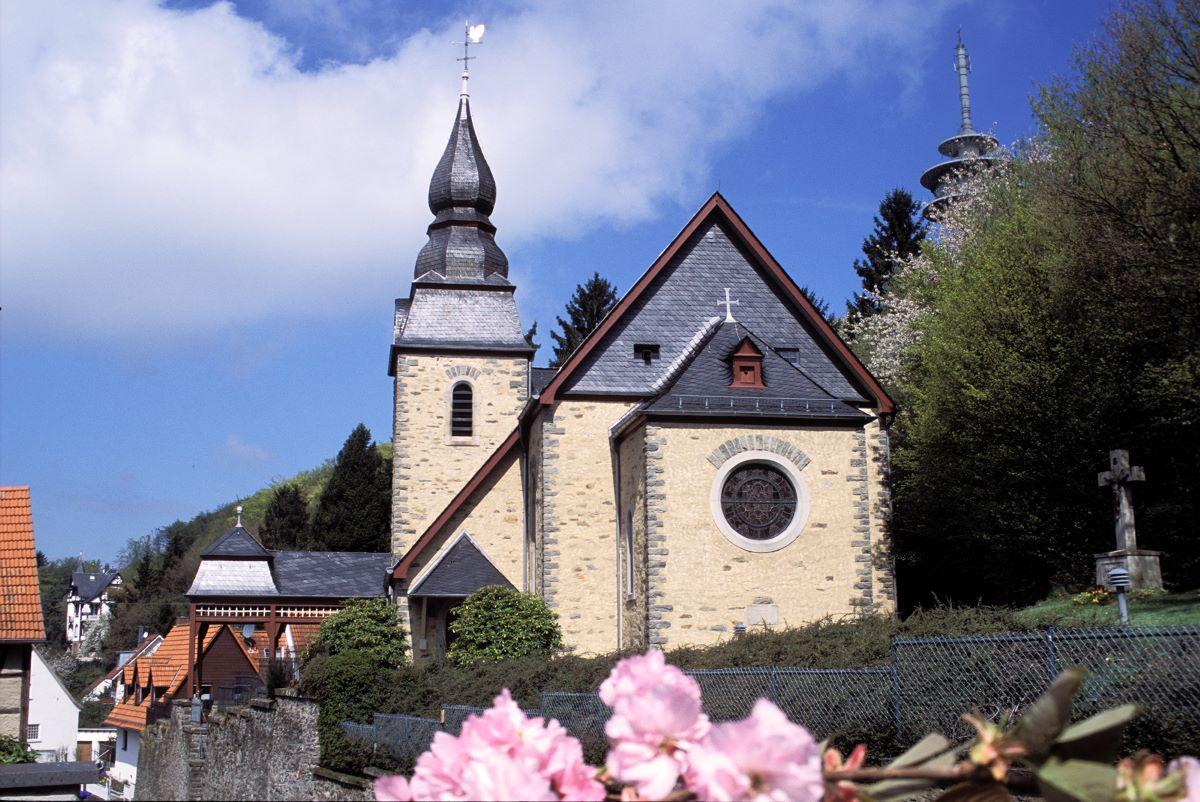 St. Josef Kirche in Eppenhain