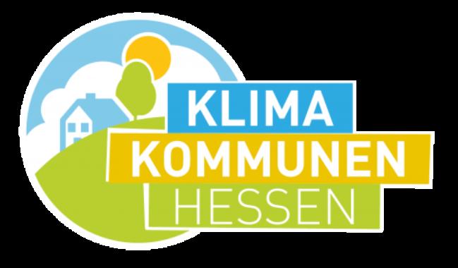 Logo Klima-Kommunen Hessen